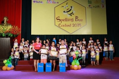 Spelling Bee Contest 2015