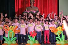 Video Bán kết Spelling Bee Contest 2014