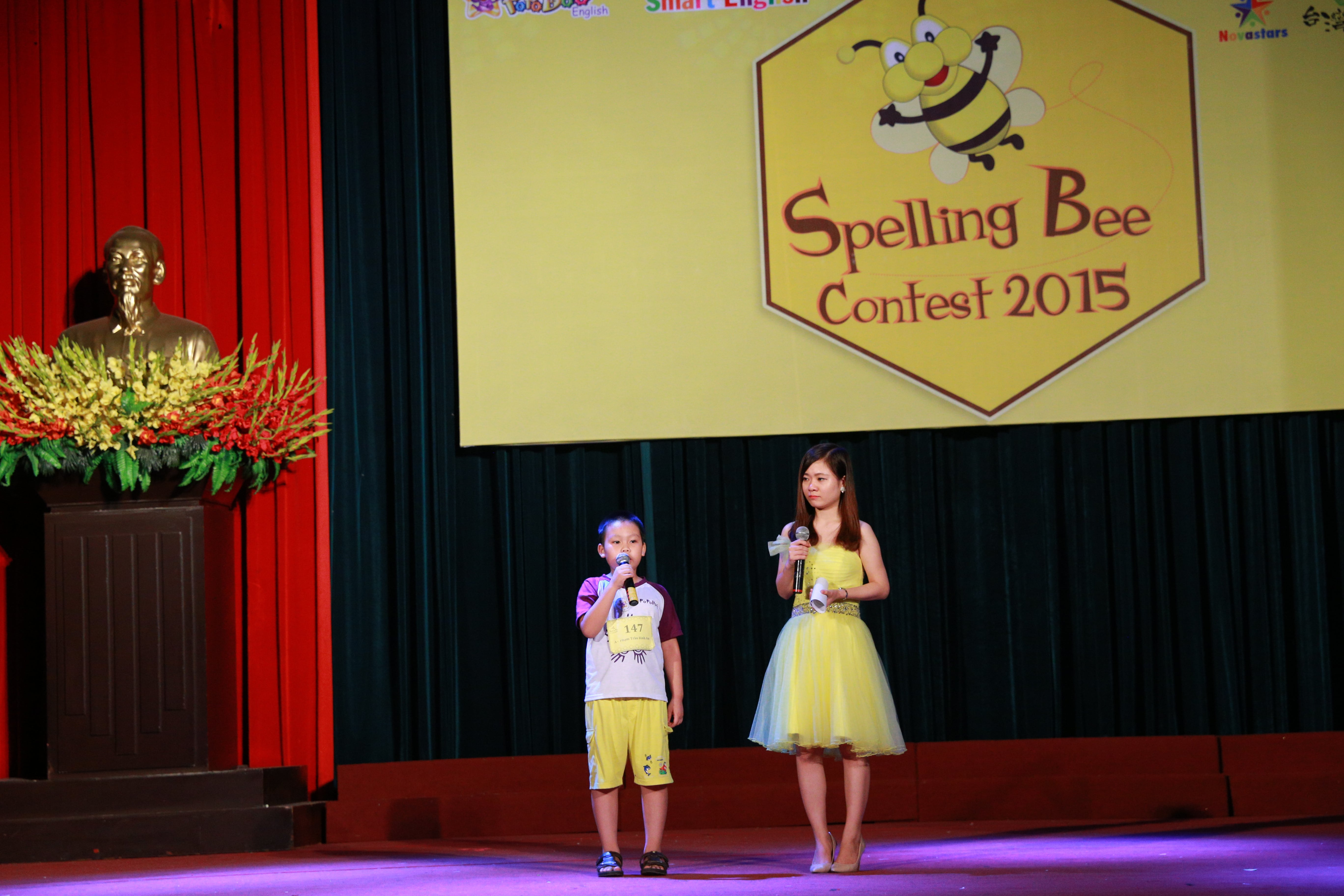 Throwback our Spelling Bee Contest 2015 Champions - Level A