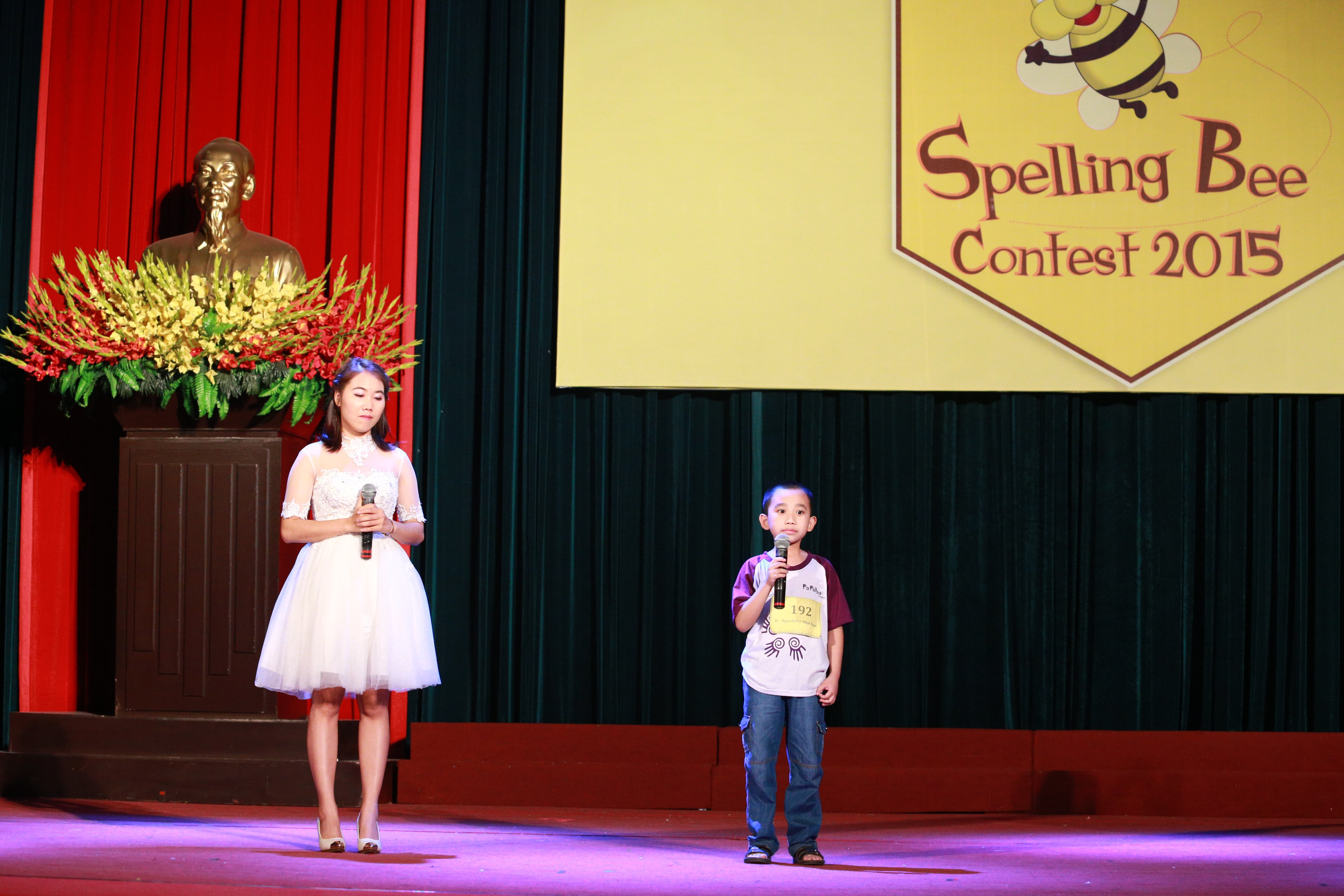 Throwback our Spelling Bee Contest 2015 Champions - Level B