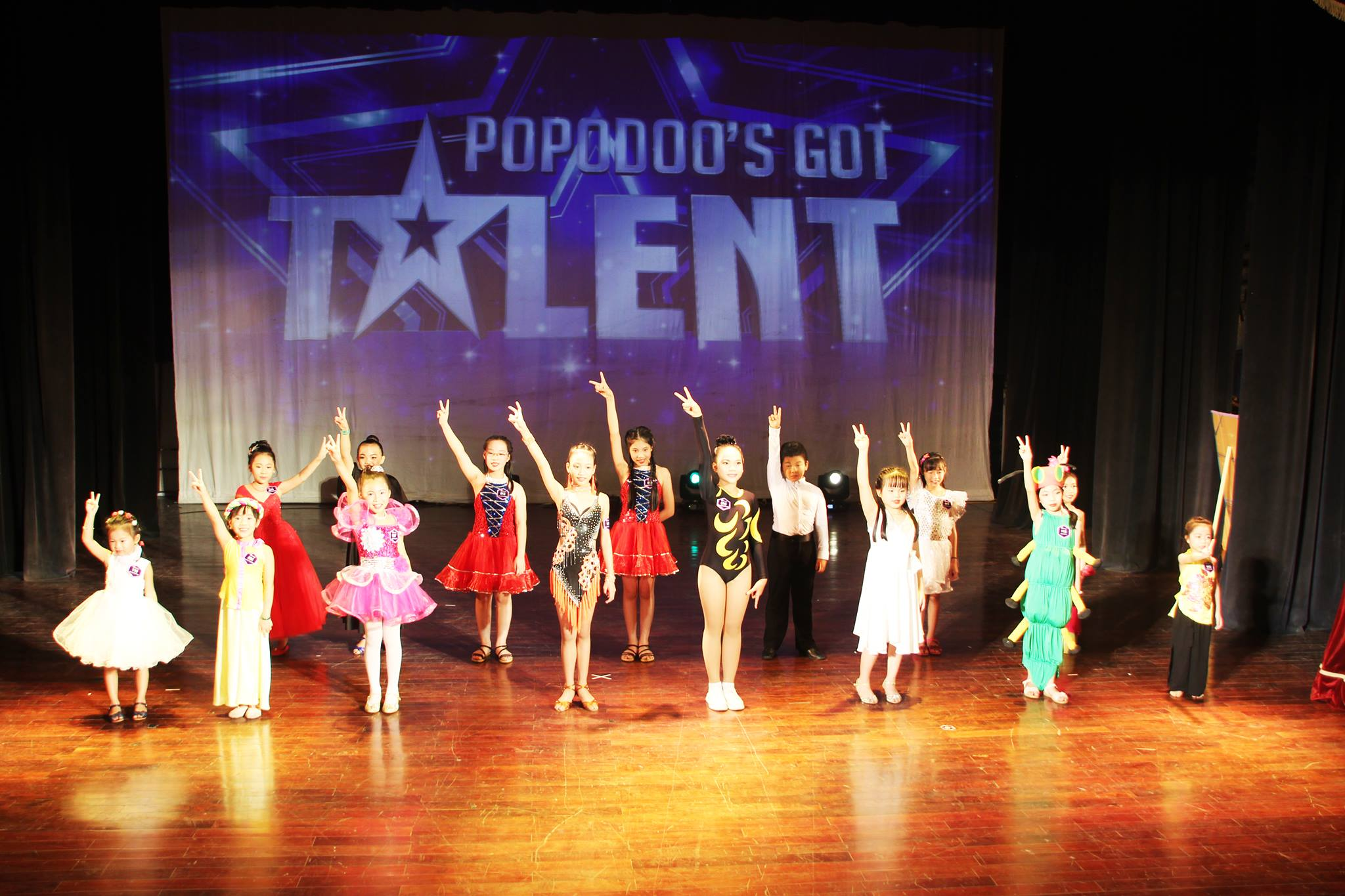 PoPoDoo's Got Talent trailer